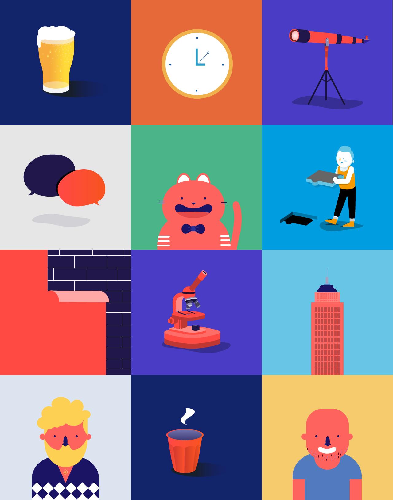 illustrations-melange
